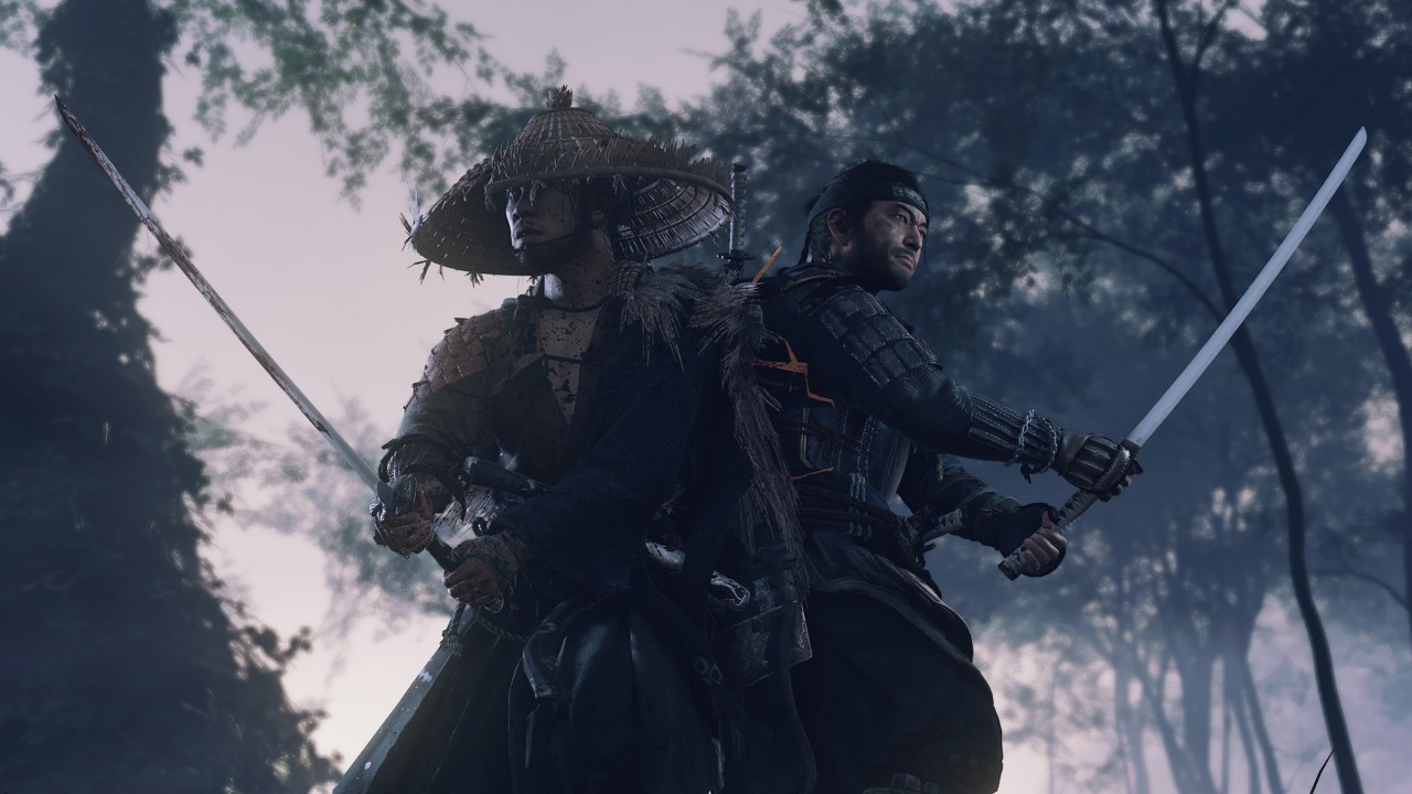 All in the Game: An Interactive Homage to the Samurai Genre