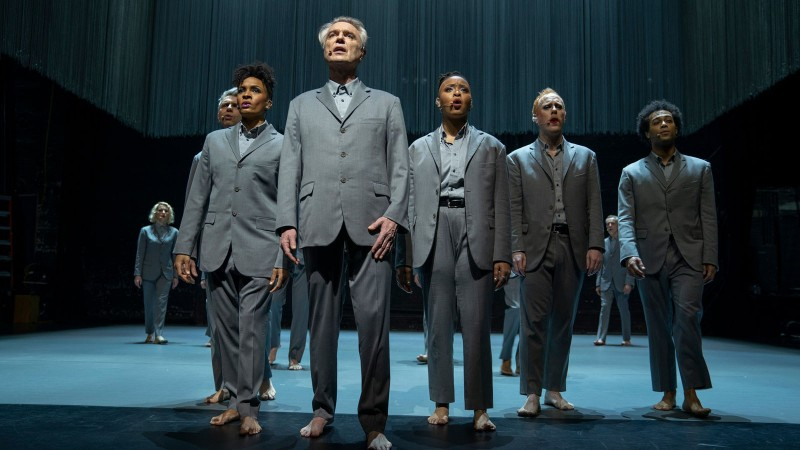 Spike Lee and David Byrne's American Utopia