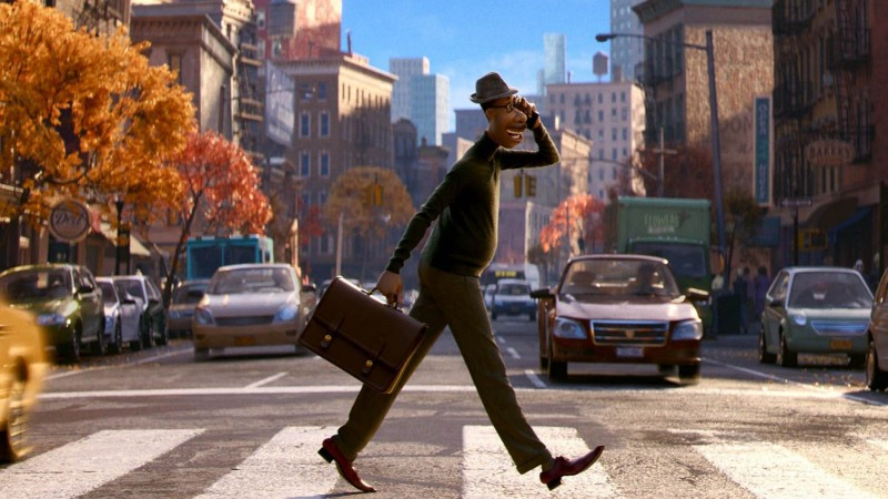 Pixar's Soul Wows and Confounds