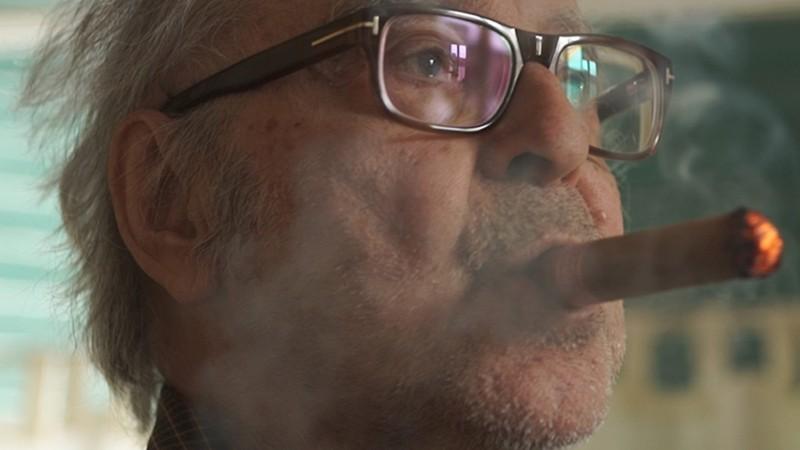 Jean-Luc Godard at Ninety