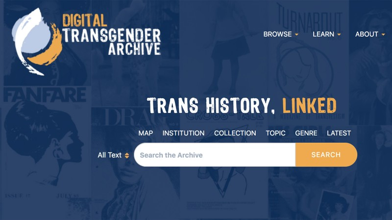 Bridging the Gaps in Trans History: A Conversation with K. J. Rawson