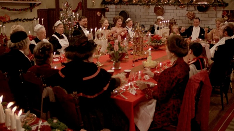 Family Affair: The Dinner Scene in Fanny and Alexander
