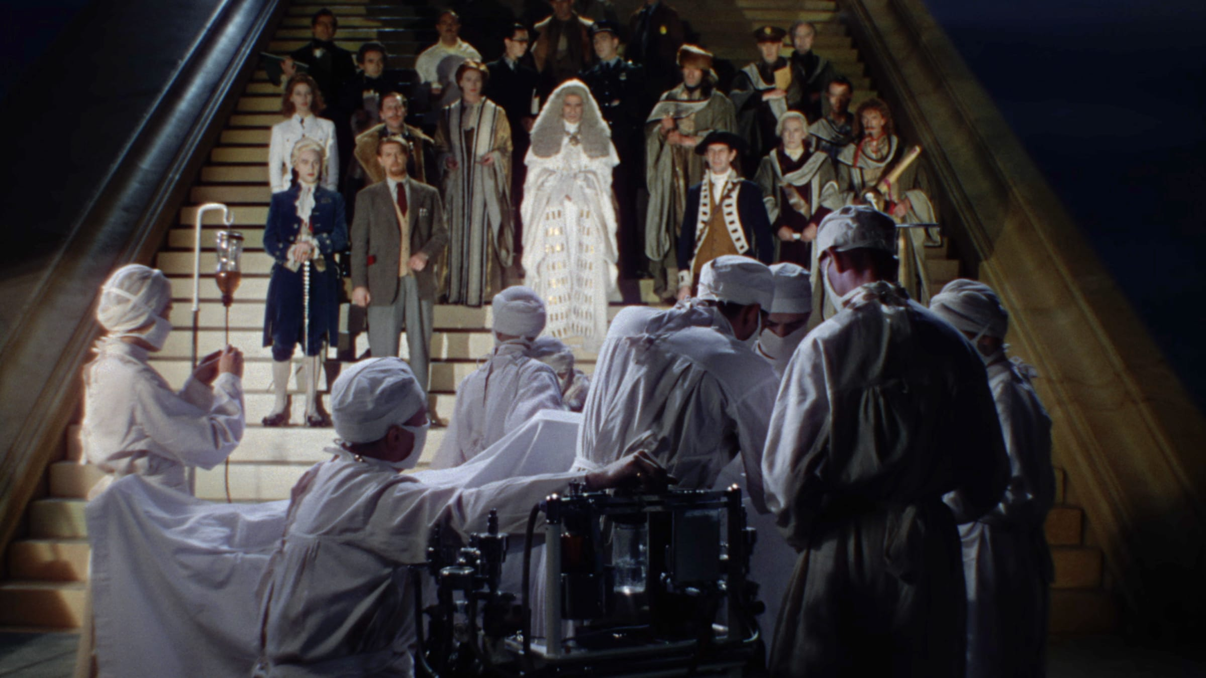 Looking Through the Veil: The Theology of Movie Afterlives