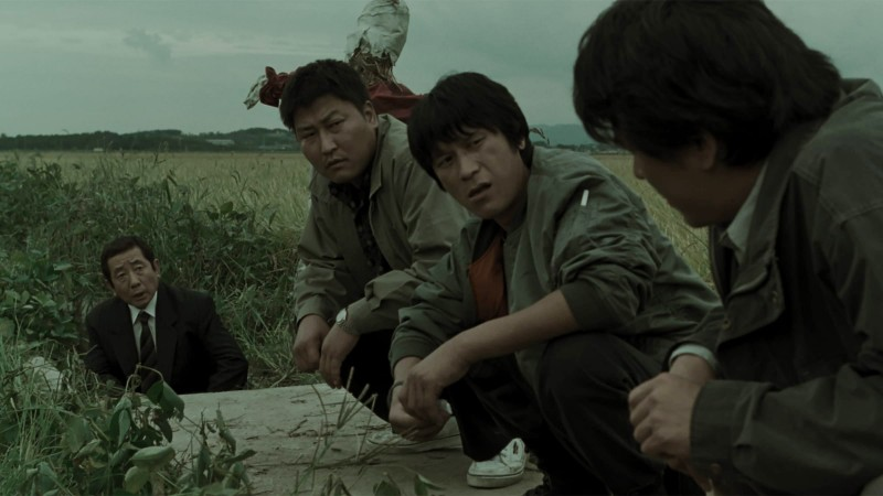 10 Things I Learned: Memories of Murder