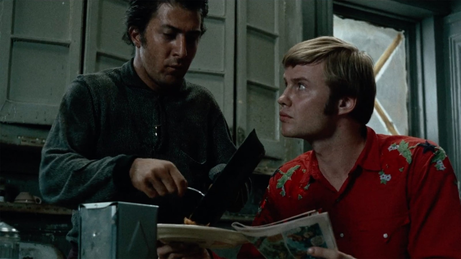 Chosen Family: The Tenderness in Midnight Cowboy