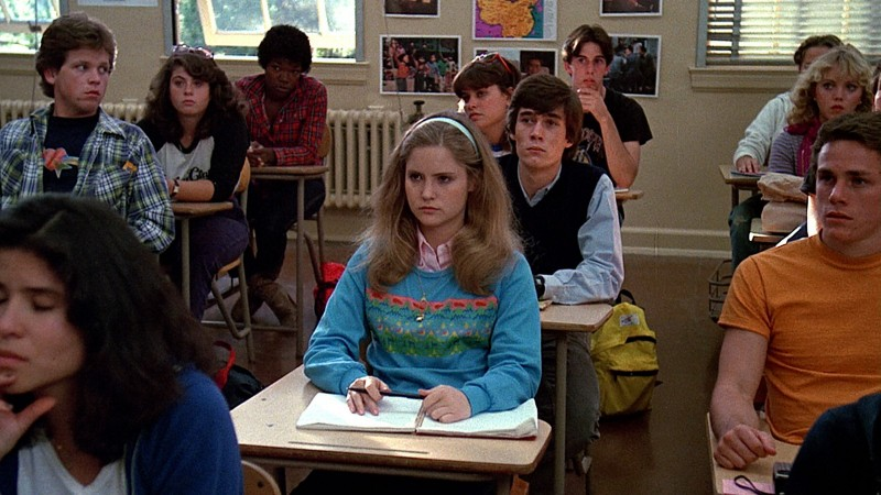Fast Times at Ridgemont High: A Kid's-Eye View