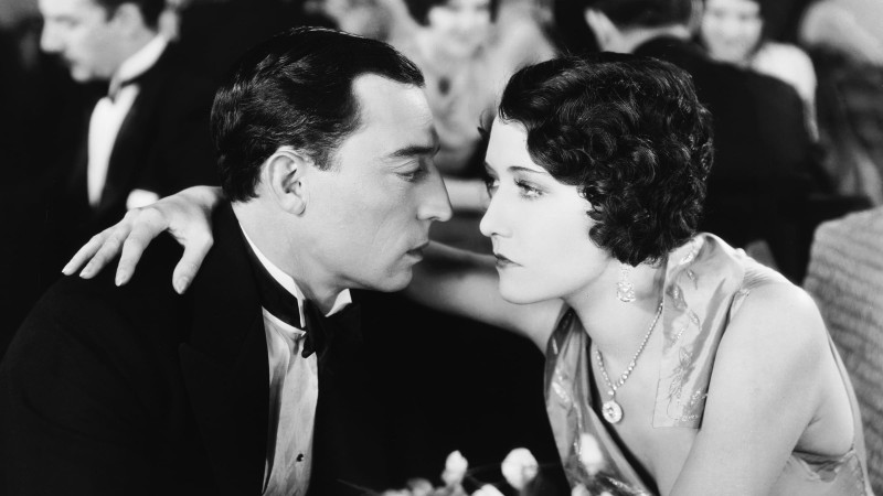 Keaton at the Crossroads: Buster's Last Silent Comedy, Spite Marriage