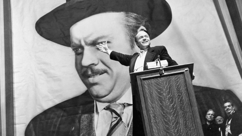 Citizen Kane to Lead Criterion's First 4K Slate