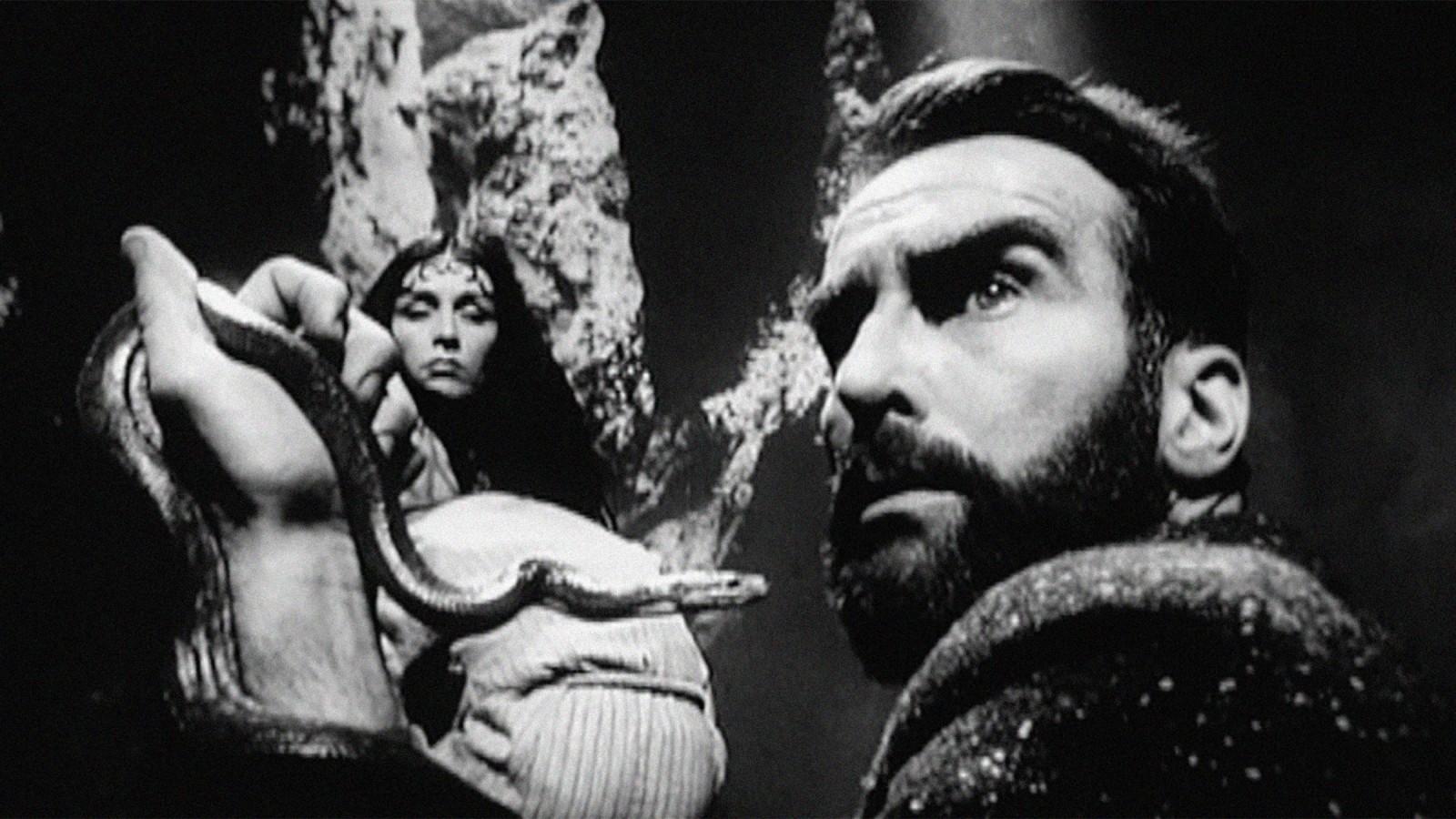 John Huston, Freudian