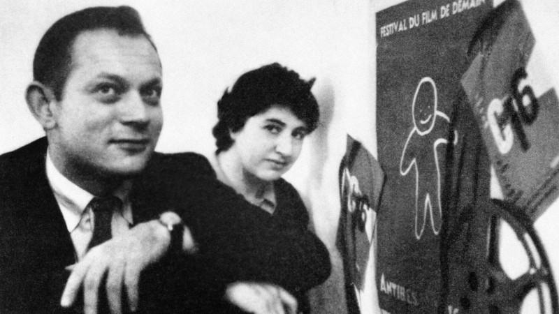 Vienna and New York Celebrate Amos Vogel