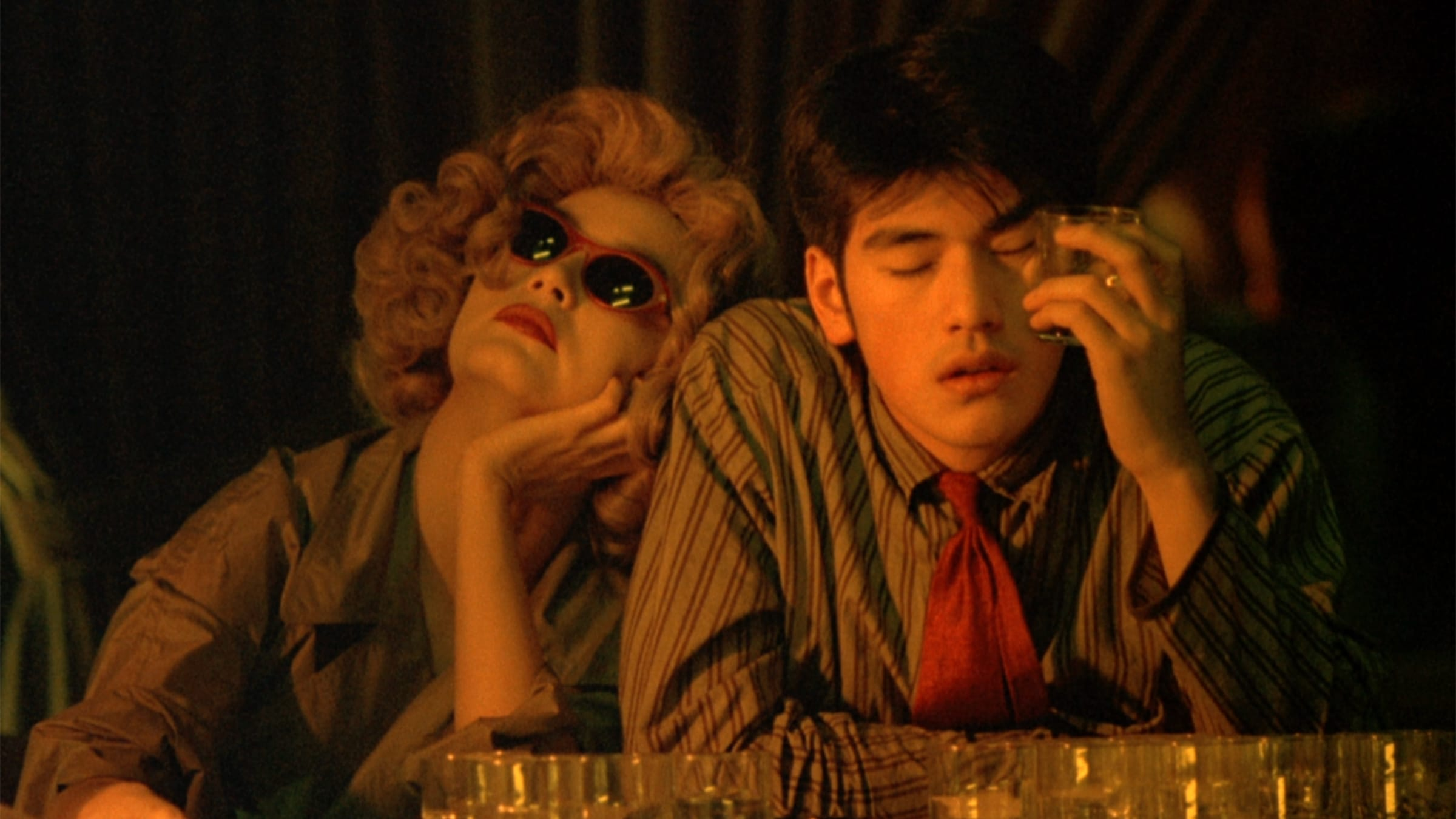 <i>Chungking Express:</i> Electric Youth
