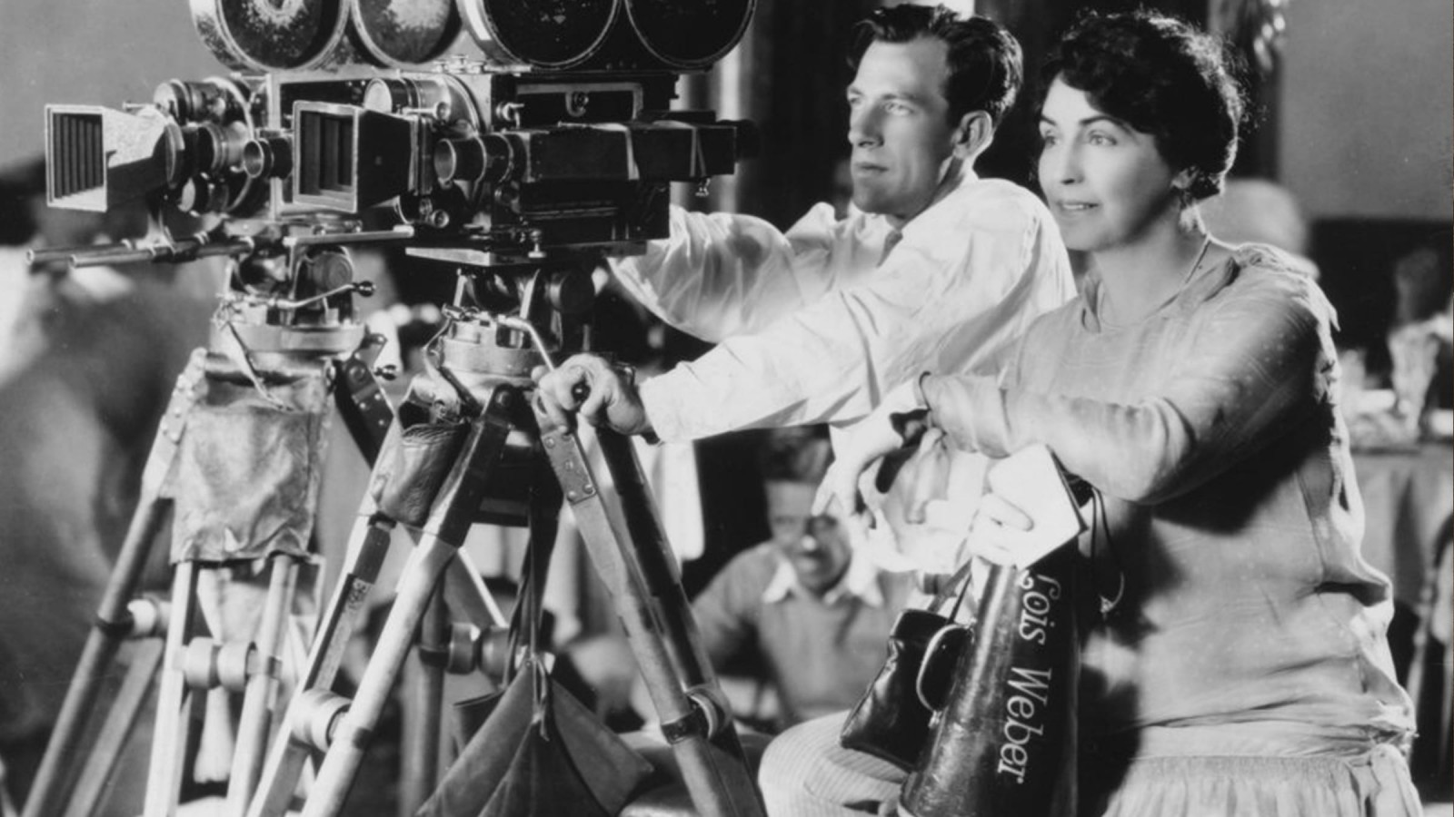 """Lois Weber: """"It Is Good to Be a Director"""""""
