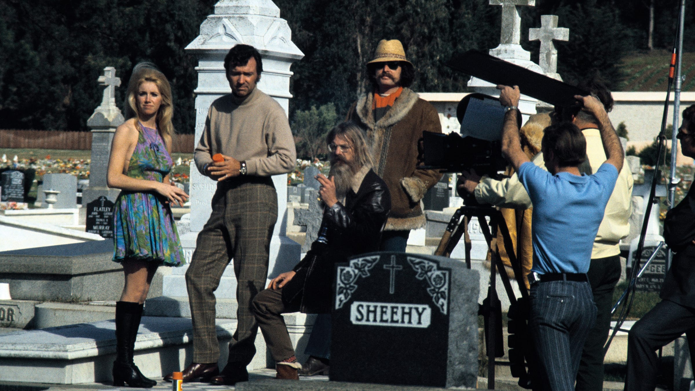The Many Faces of Hal Ashby: A Conversation with Amy Scott