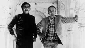 Ismail Merchant and James Ivory