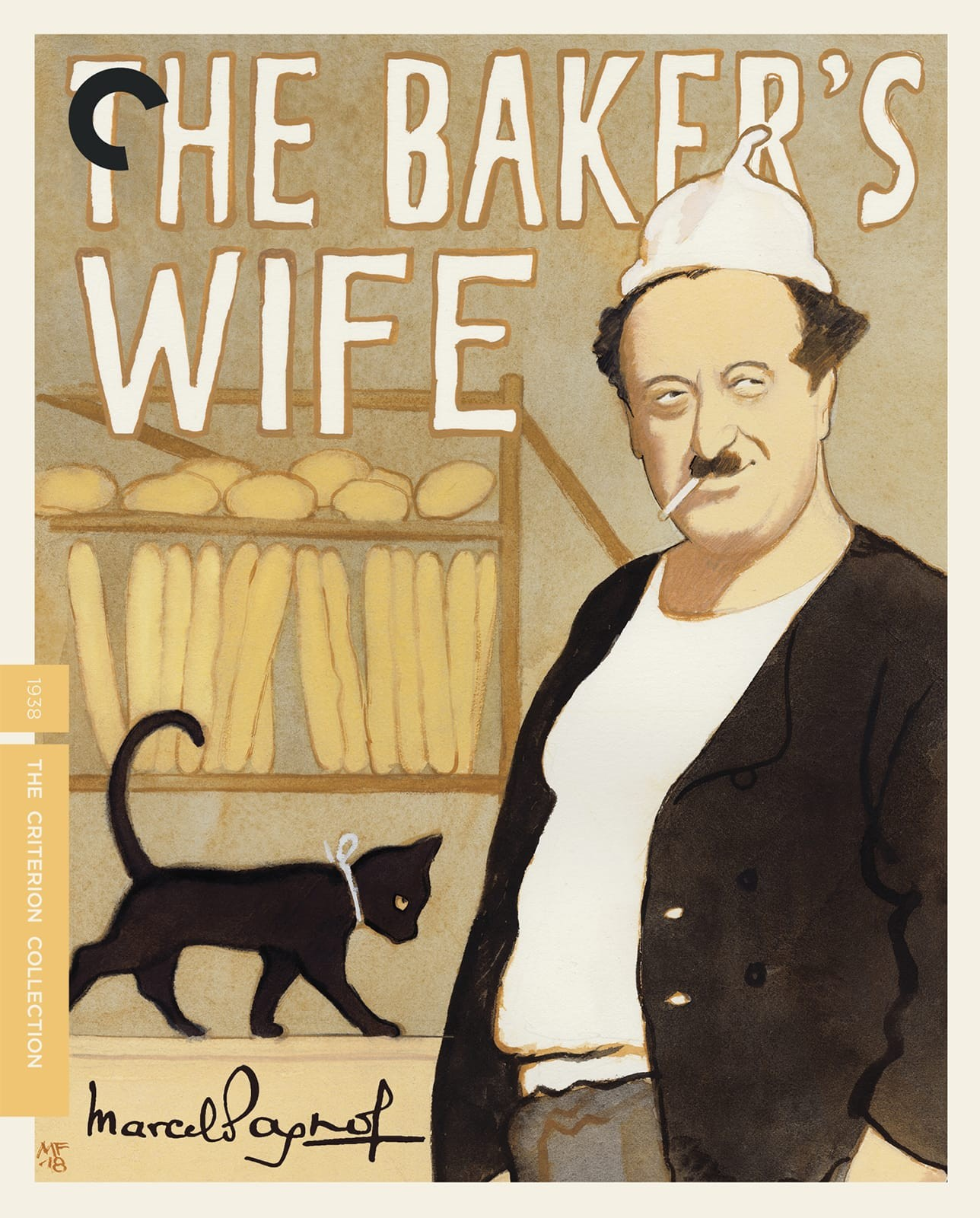 The Baker's Wife (1938) | The Criterion Collection