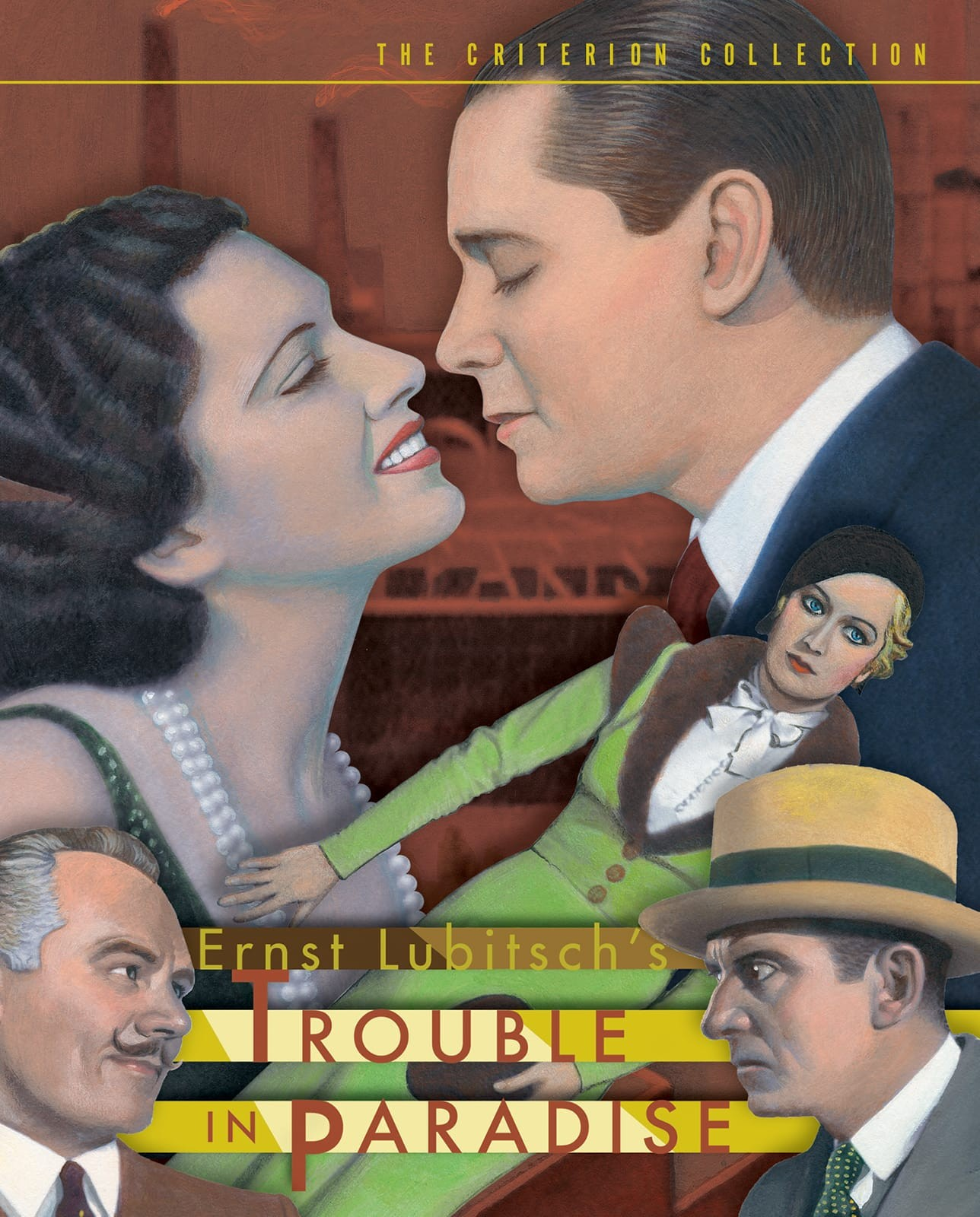 Trouble in Paradise (1932) | The Criterion Collection