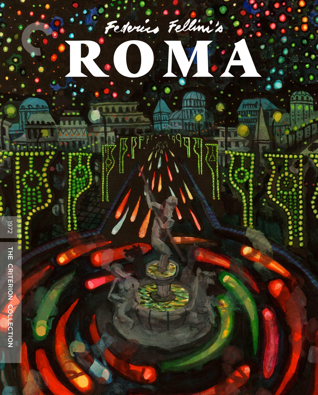 Roma 1972 The Criterion Collection