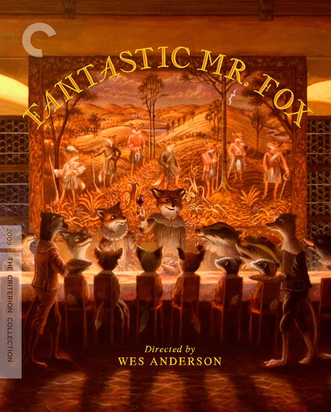 Fantastic Mr Fox 2009 The Criterion Collection