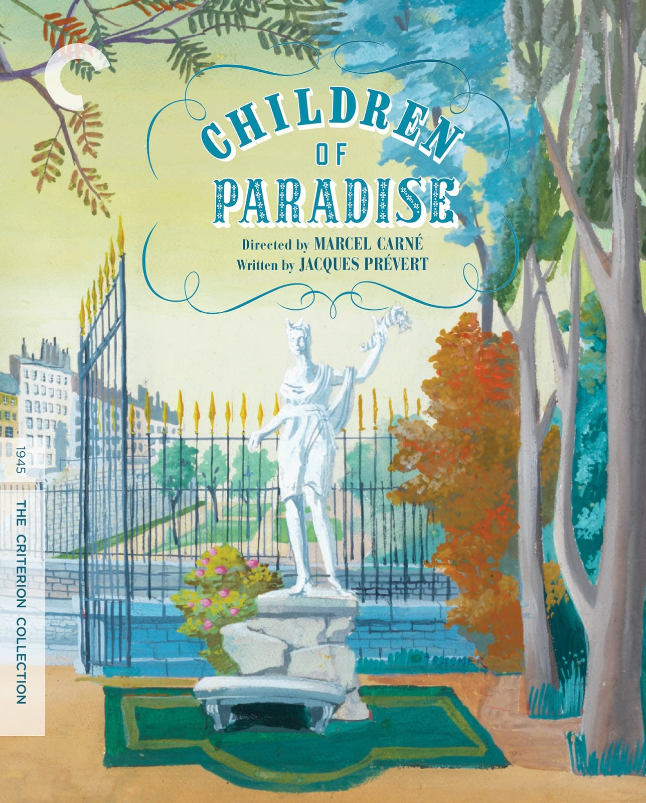Image result for children of paradise criterion