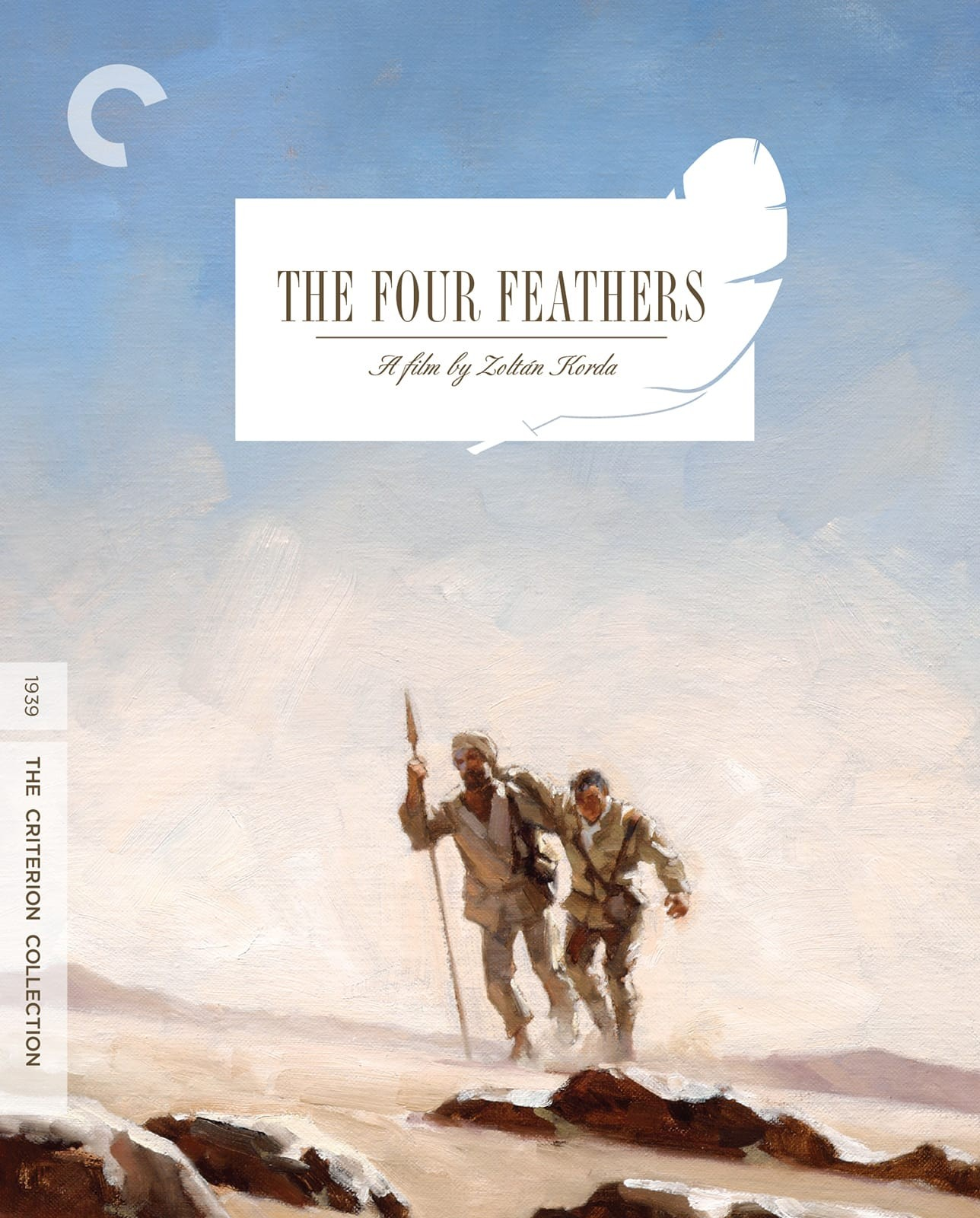 Image result for the four feathers 1939 criterion