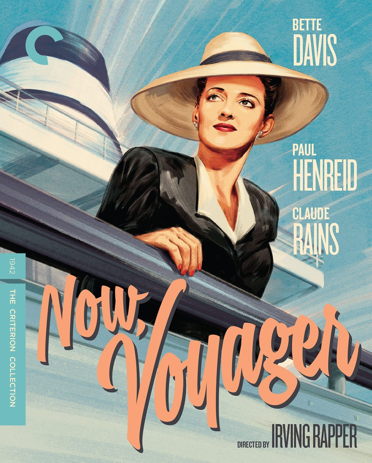 Image result for now voyager blu ray criterion