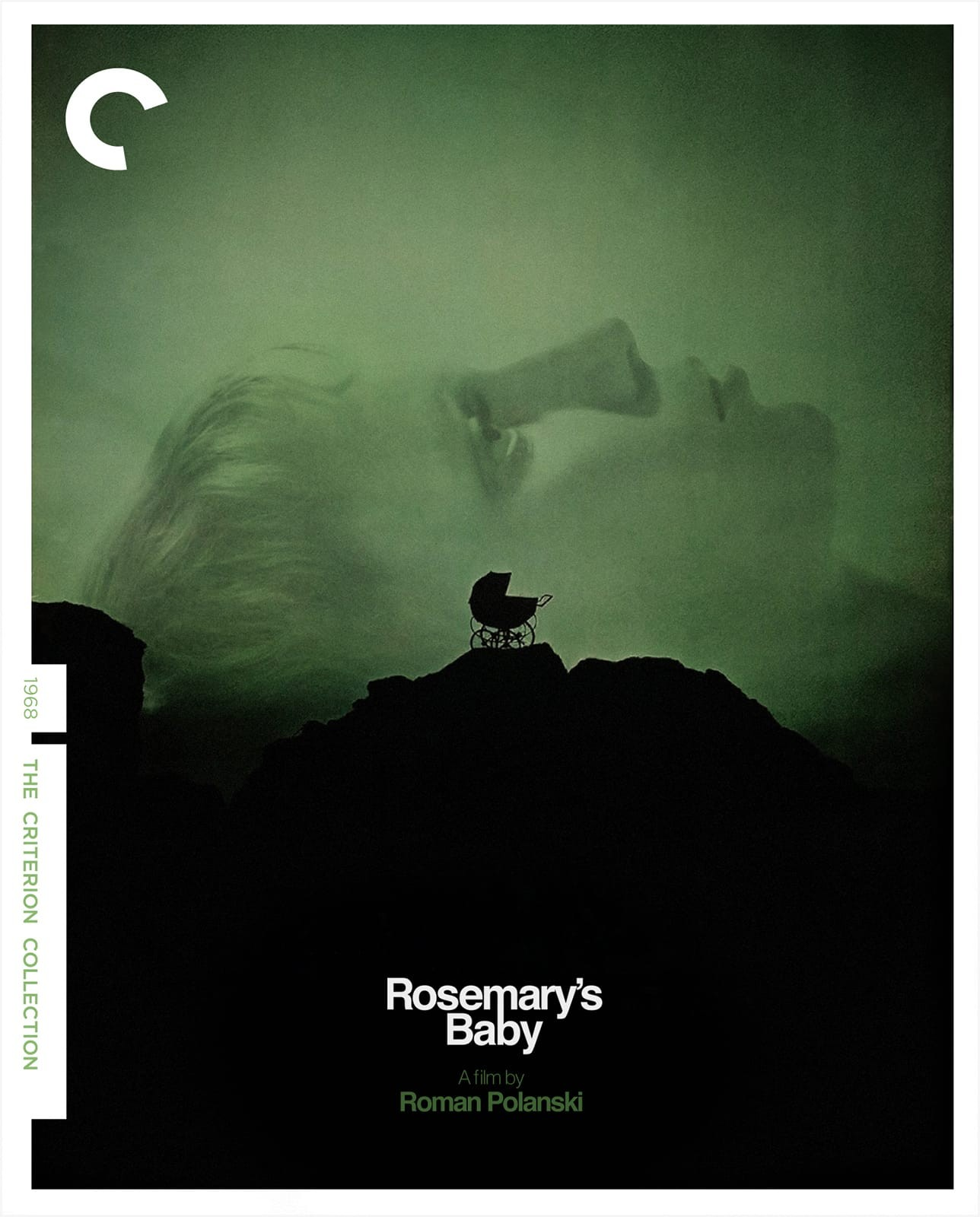 Image result for rosemarys baby criterion poster
