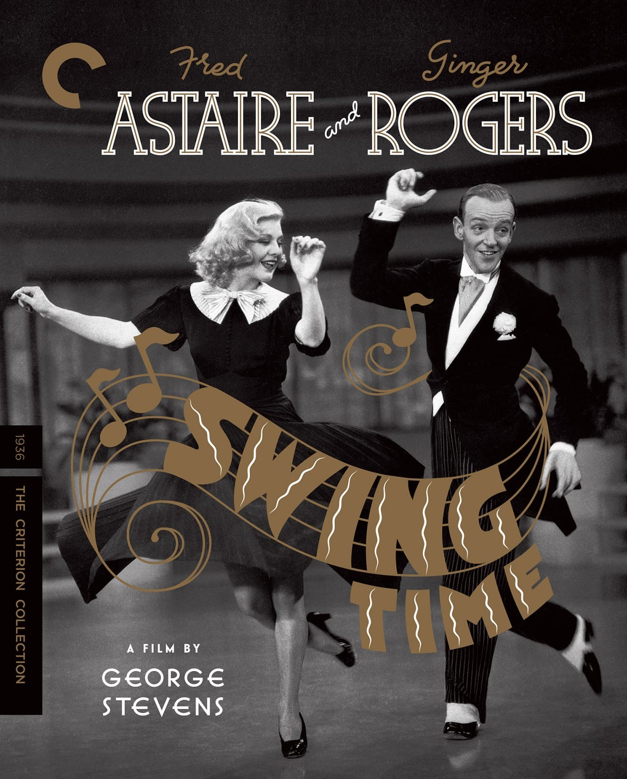 Swing Time 1936 The Criterion Collection