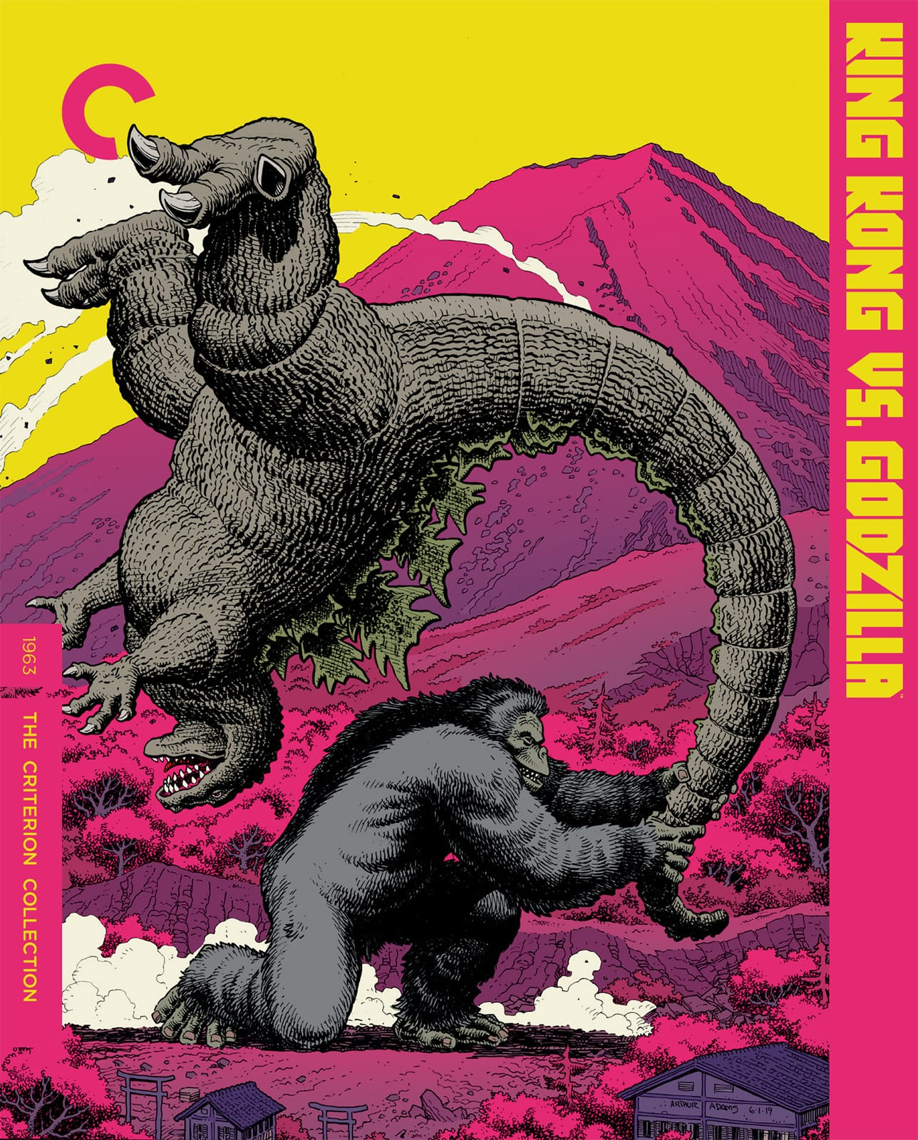 King Kong vs. Godzilla (1963) | The Criterion Collection