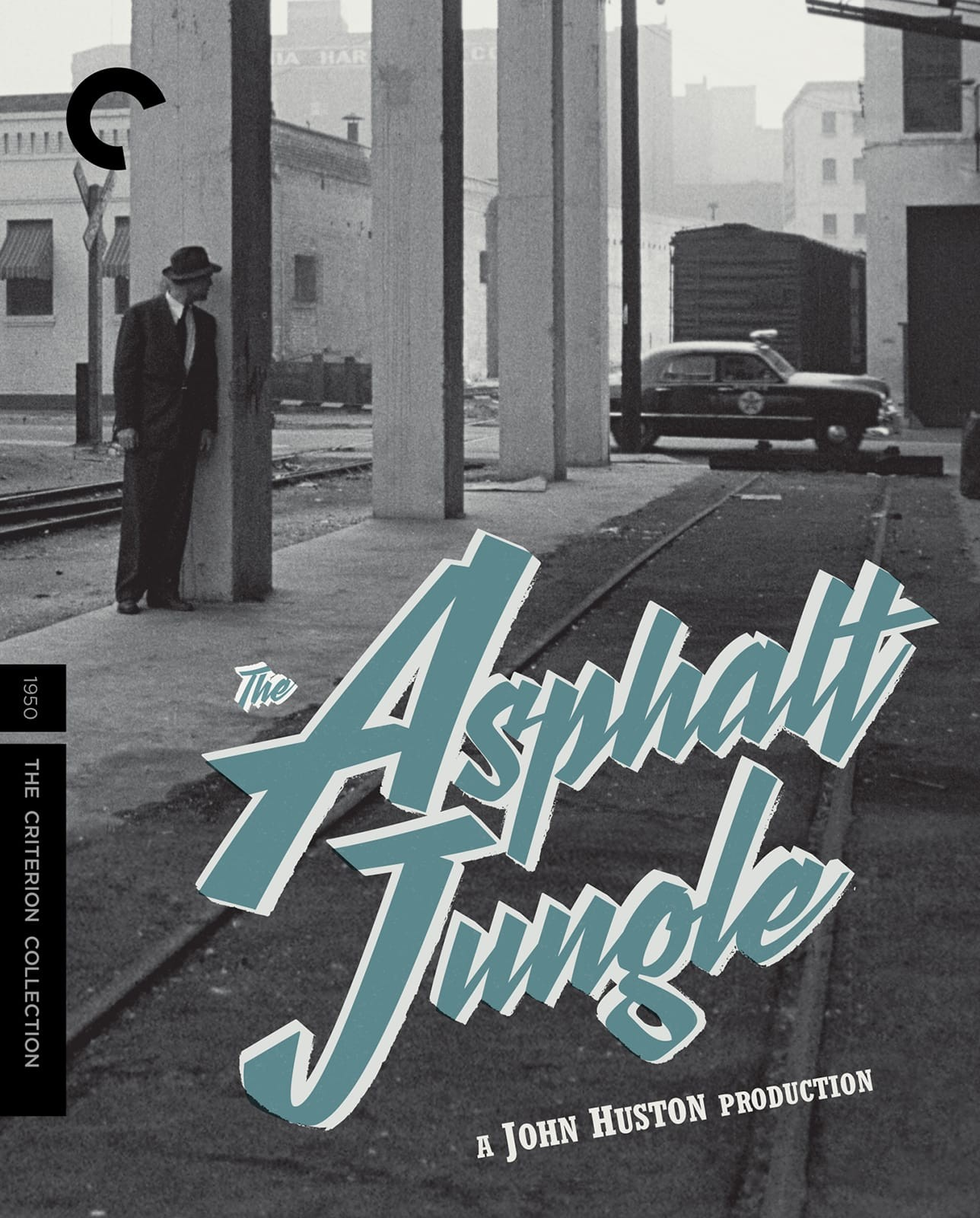Image result for the asphalt jungle criterion