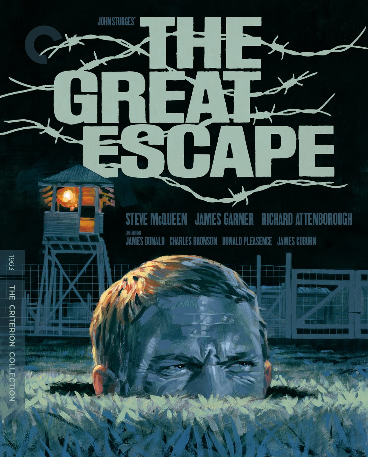 The Great Escape (1963) | The Criterion Collection