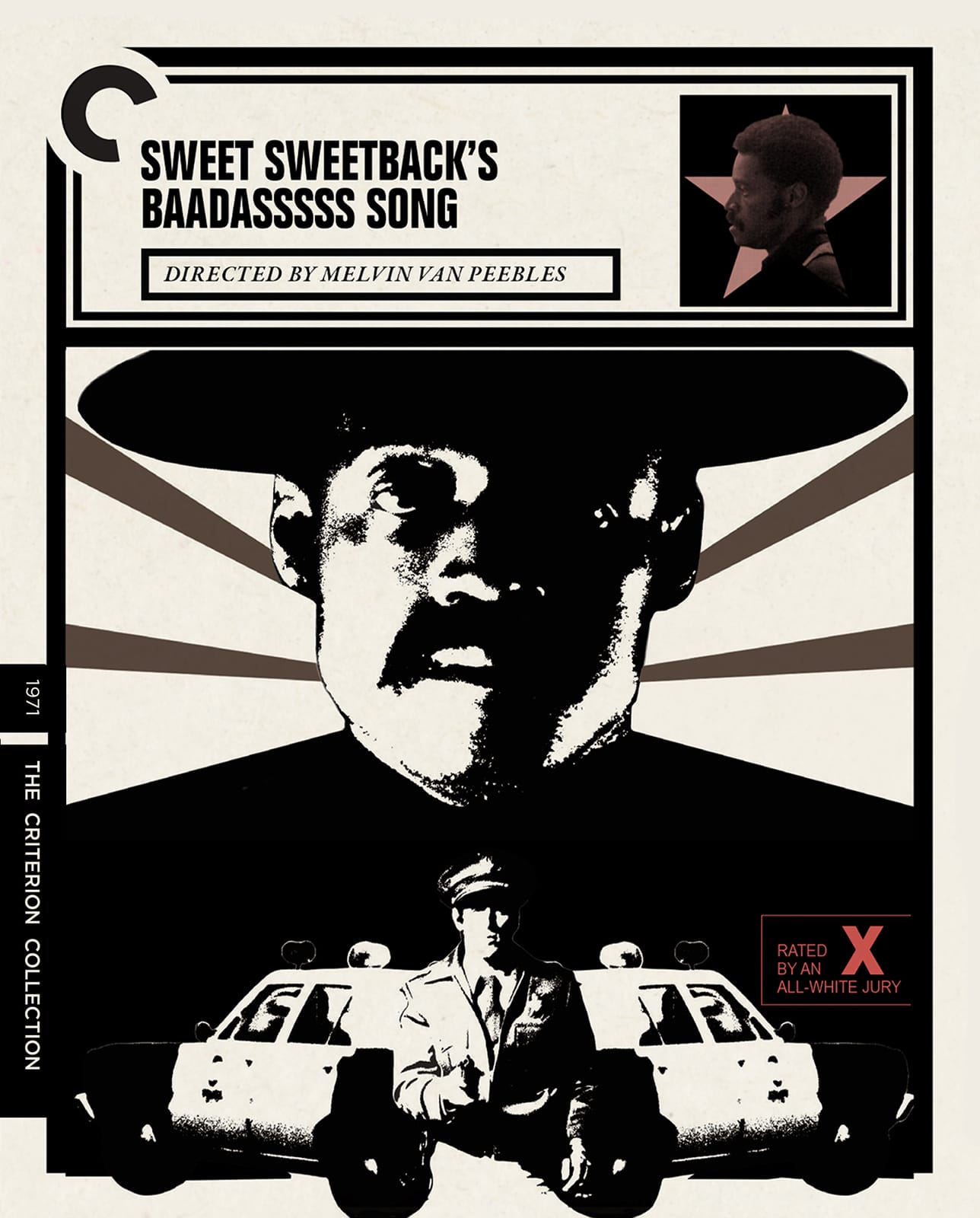 Sweet Sweetback's Baadasssss Song (1971) | The Criterion Collection