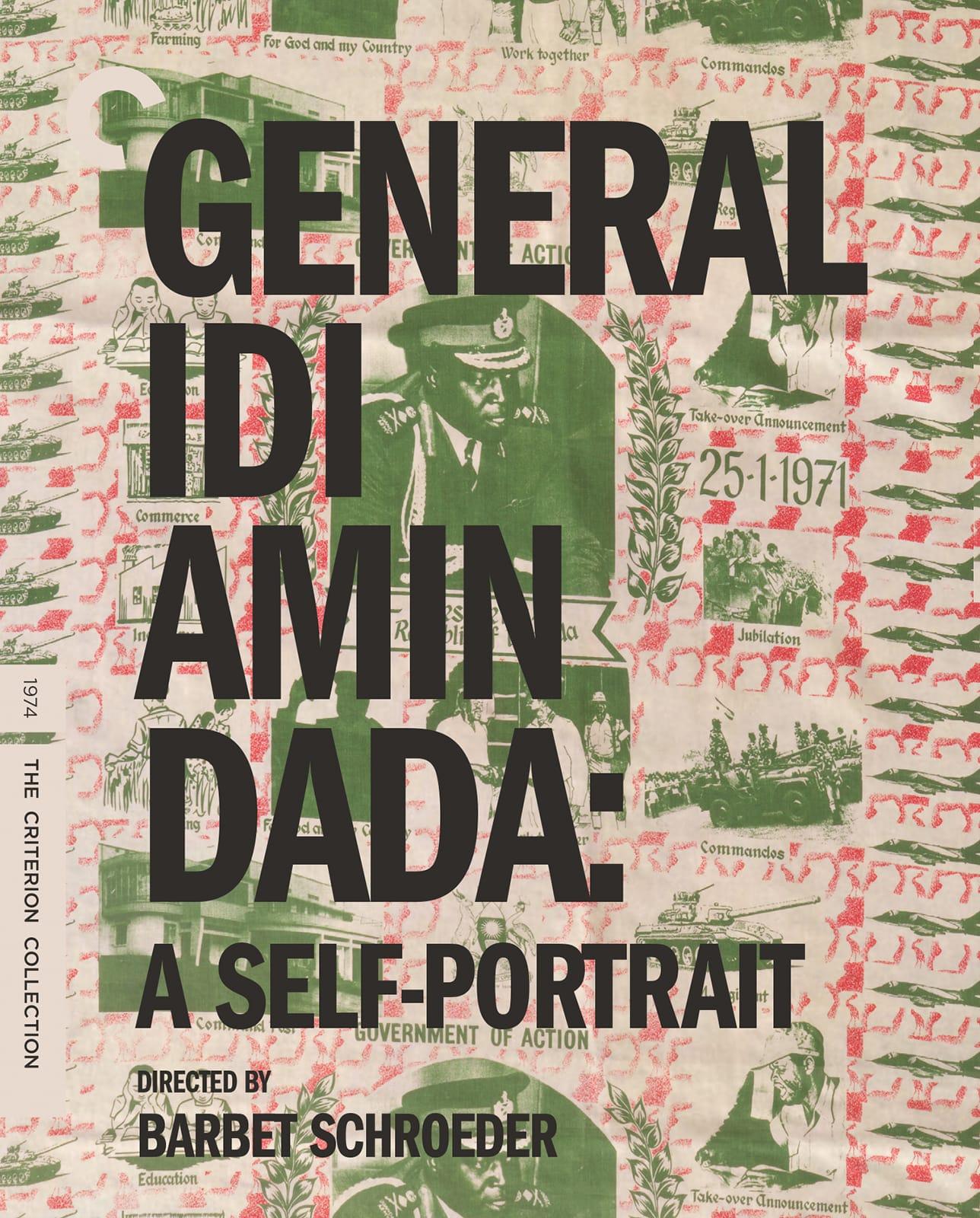 General Idi Amin Dada: A Self-Portrait