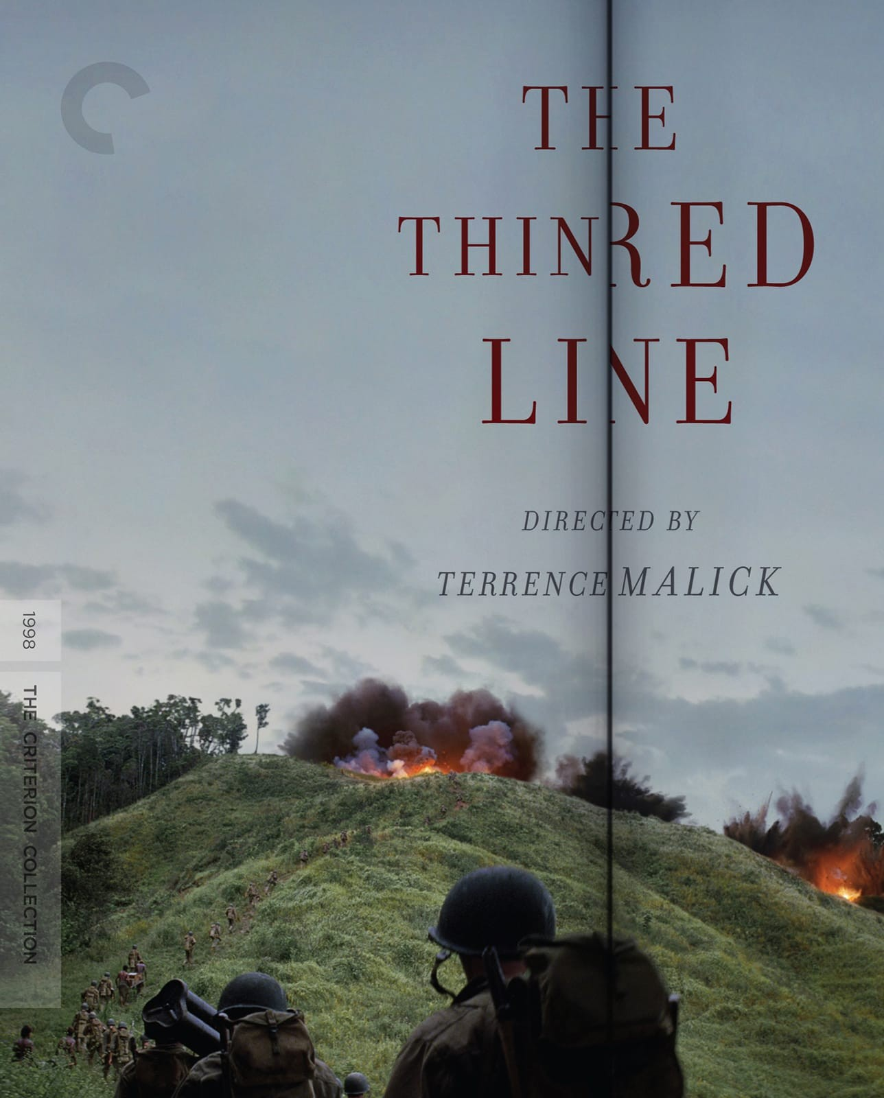 Image result for the thin red line criterion poster