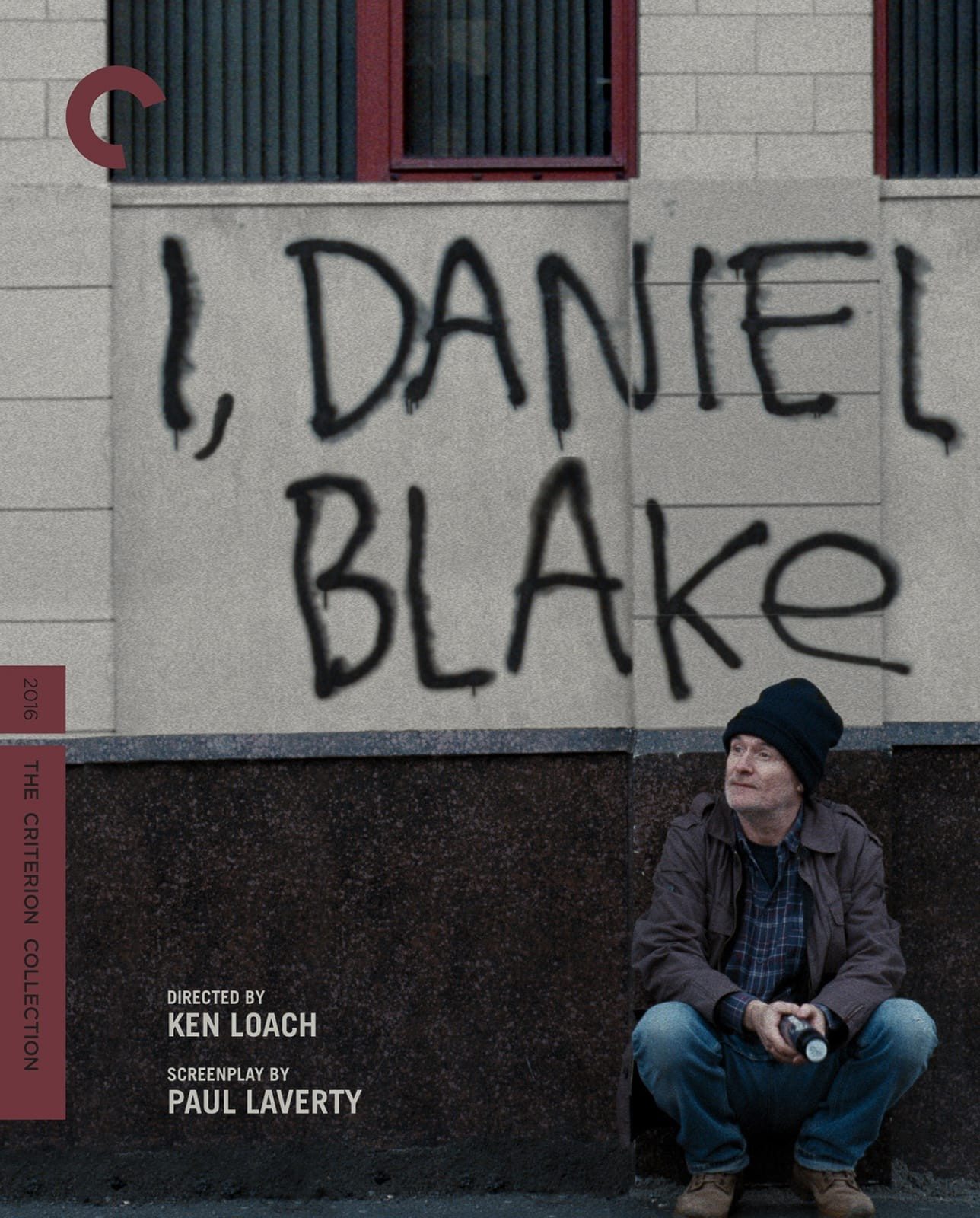 I Daniel Blake 2016 The Criterion Collection