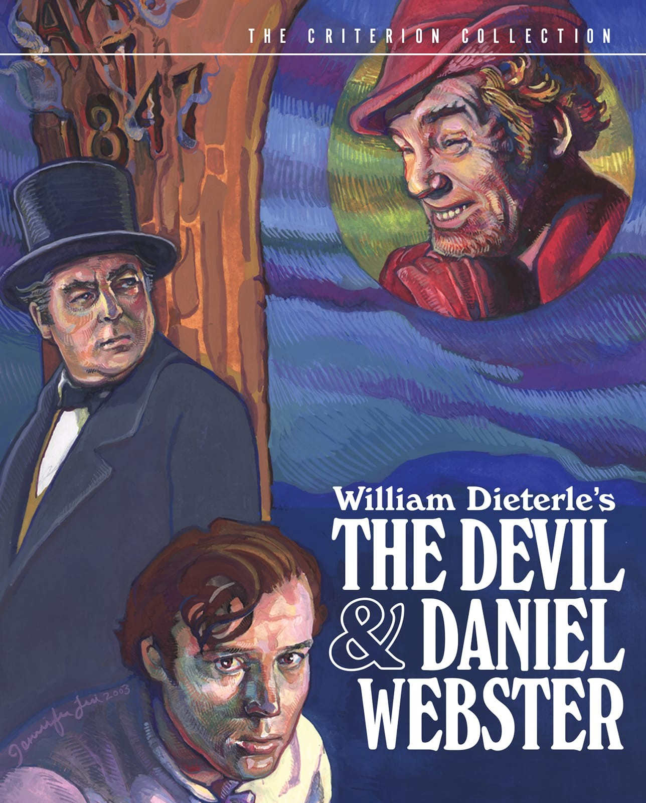 Image result for the devil and daniel webster