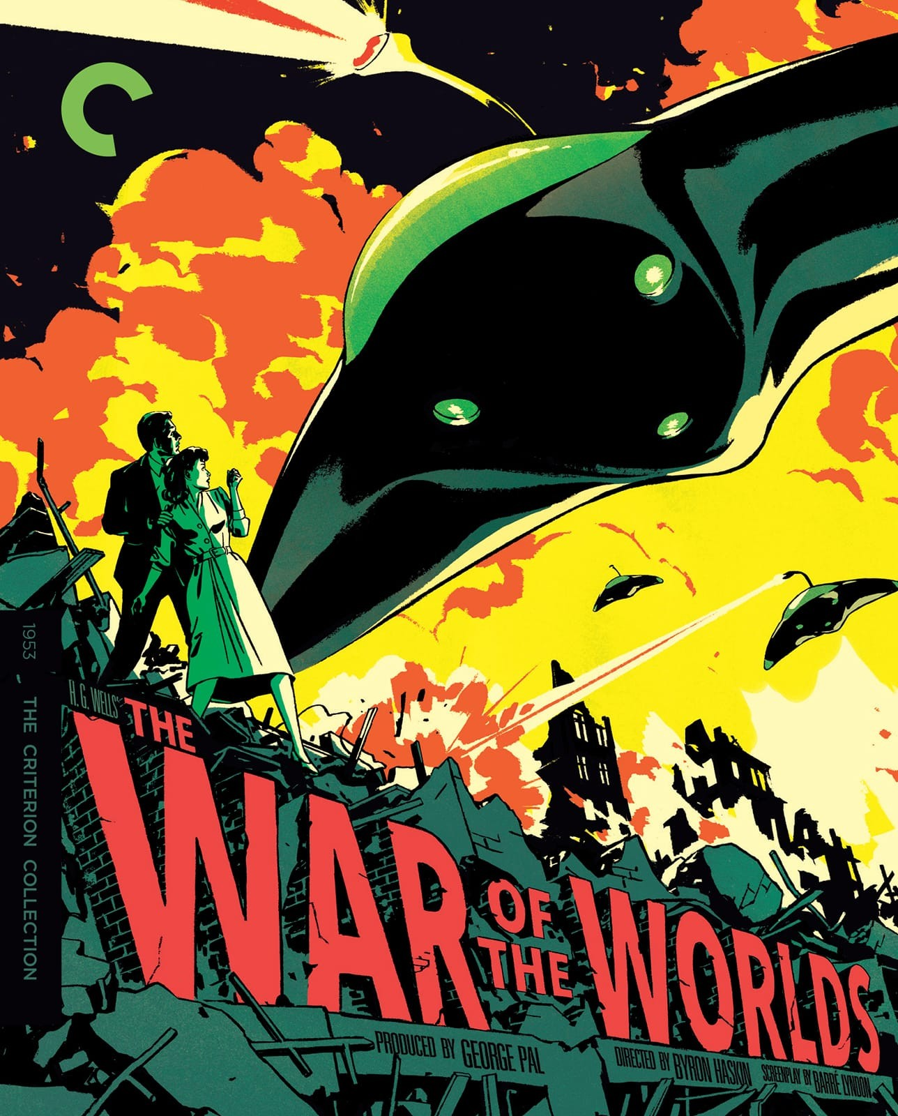 The War of the Worlds (1953) | The Criterion Collection