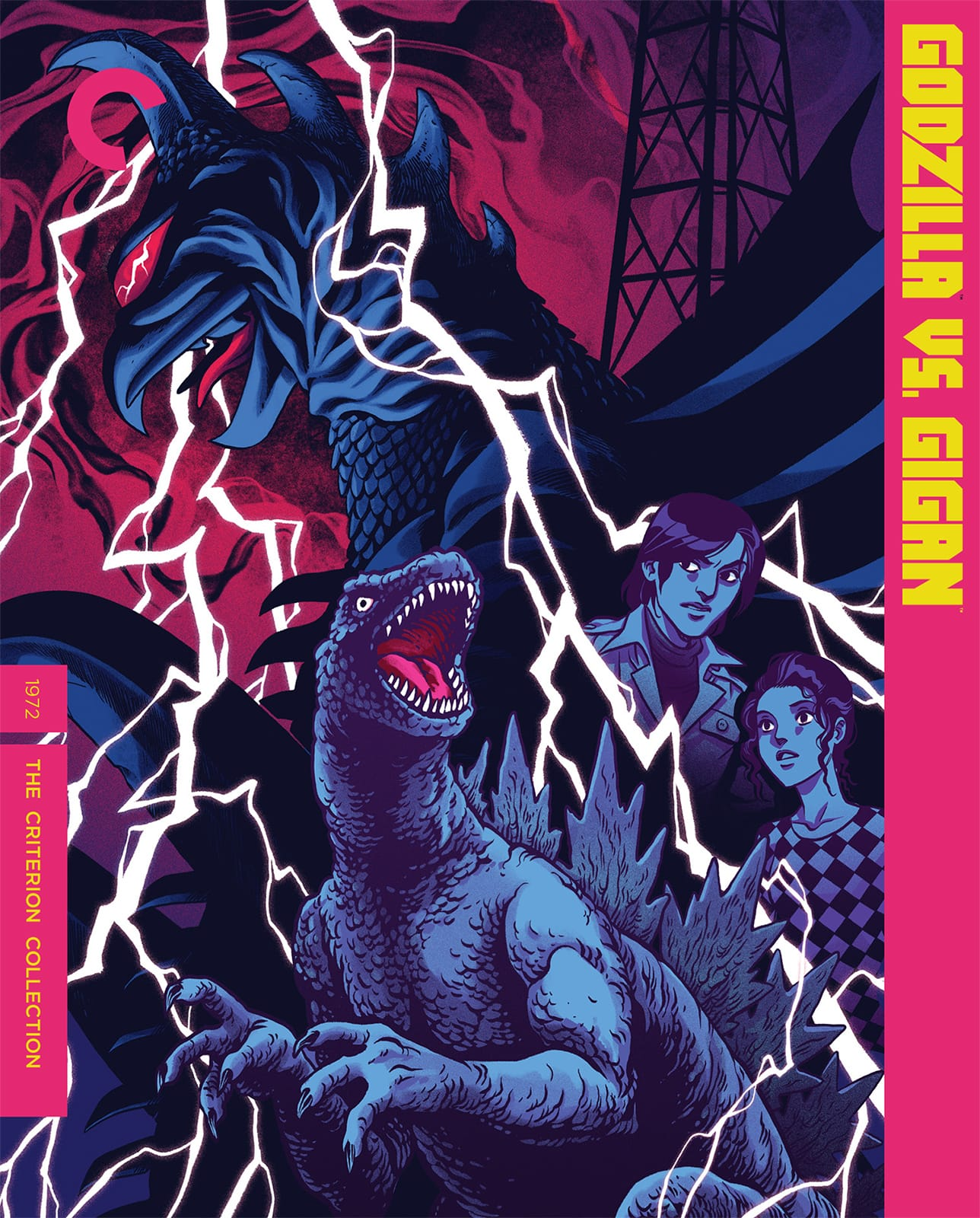 Godzilla vs. Gigan (1972) | The Criterion Collection