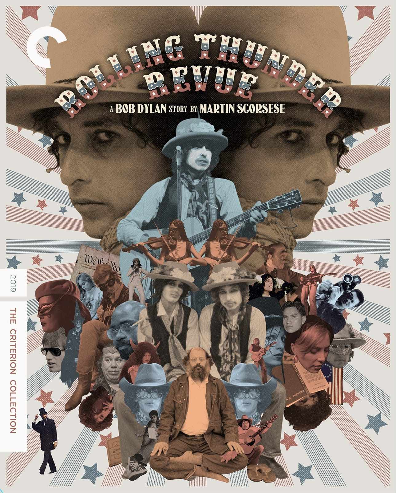 Rolling Thunder Revue: A Bob Dylan Story by Martin Scorsese (2019) | The  Criterion Collection