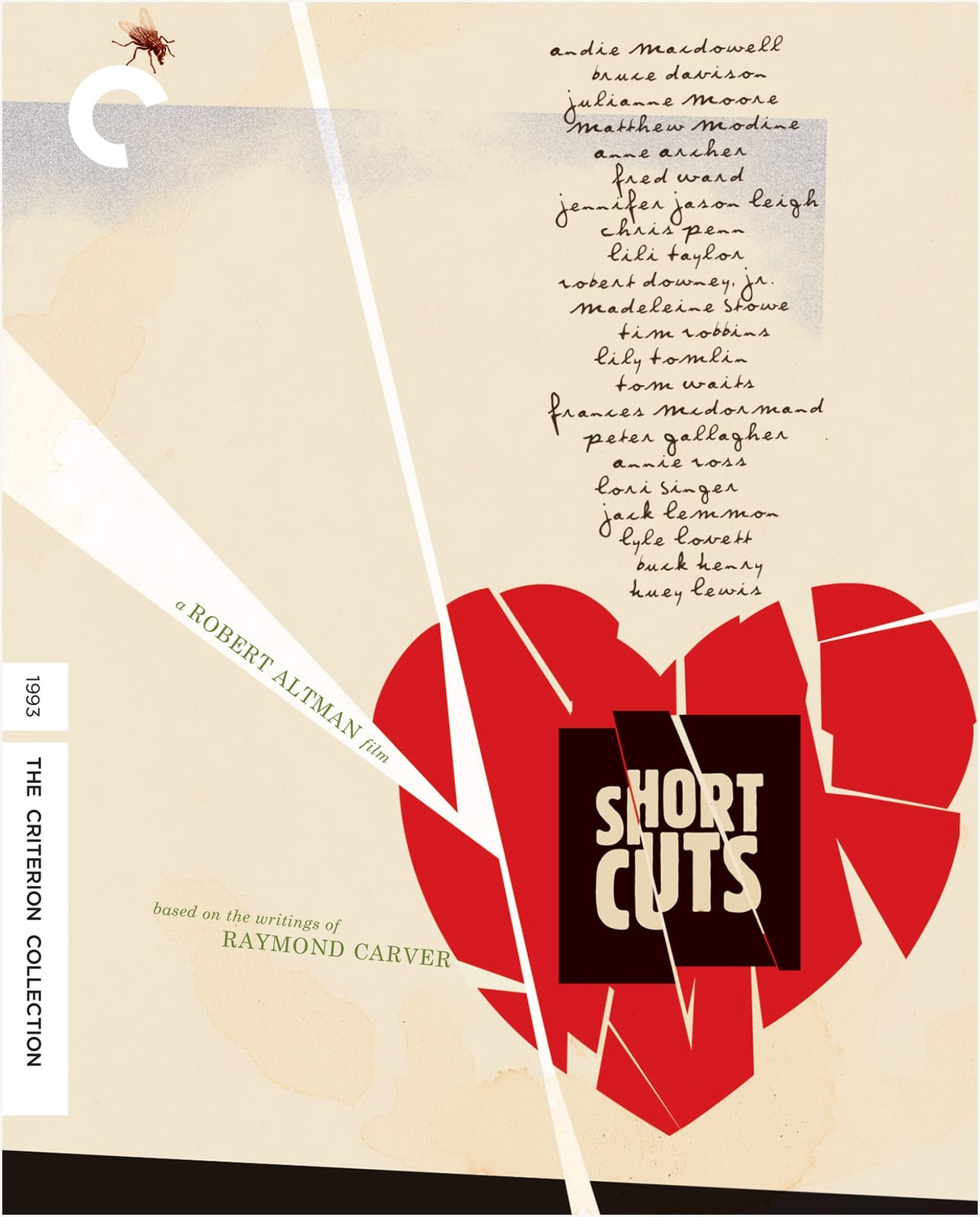 Image result for short cuts criterion poster