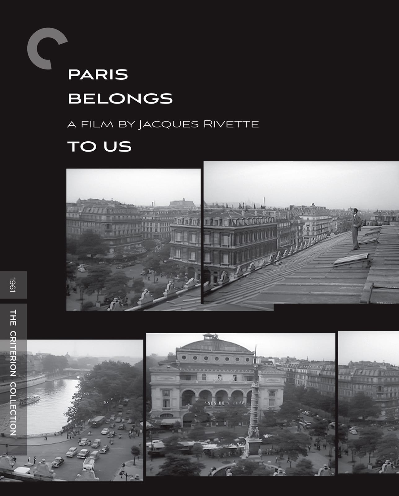 Paris Belongs to Us