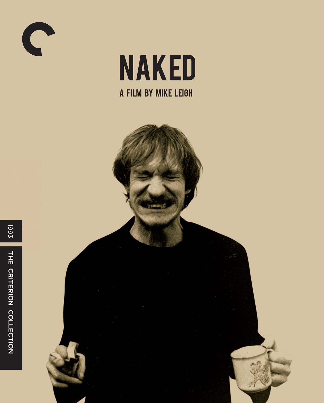 Image result for Naked mike leigh
