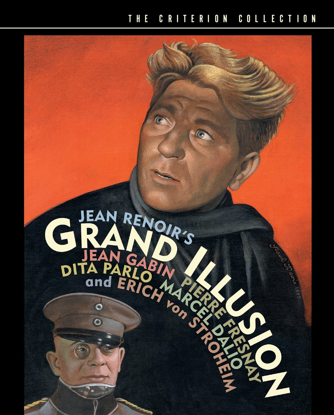 Image result for grand illusion dvd criterion