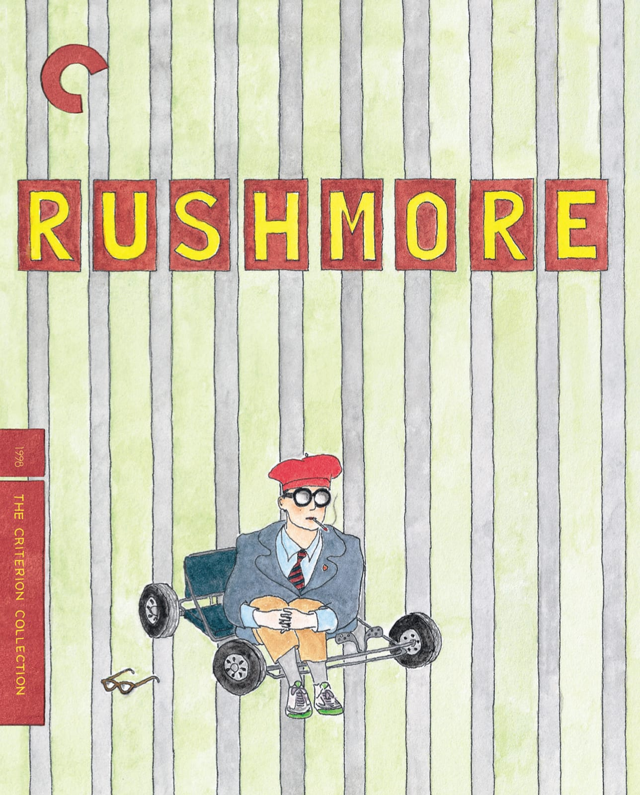 Rushmore 1998 The Criterion Collection