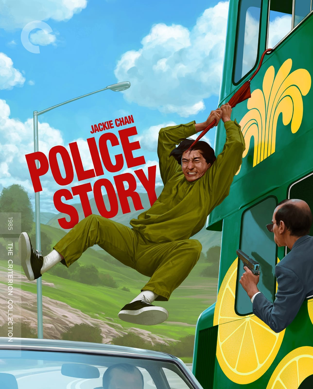 Police Story (1985) | The Criterion Collection