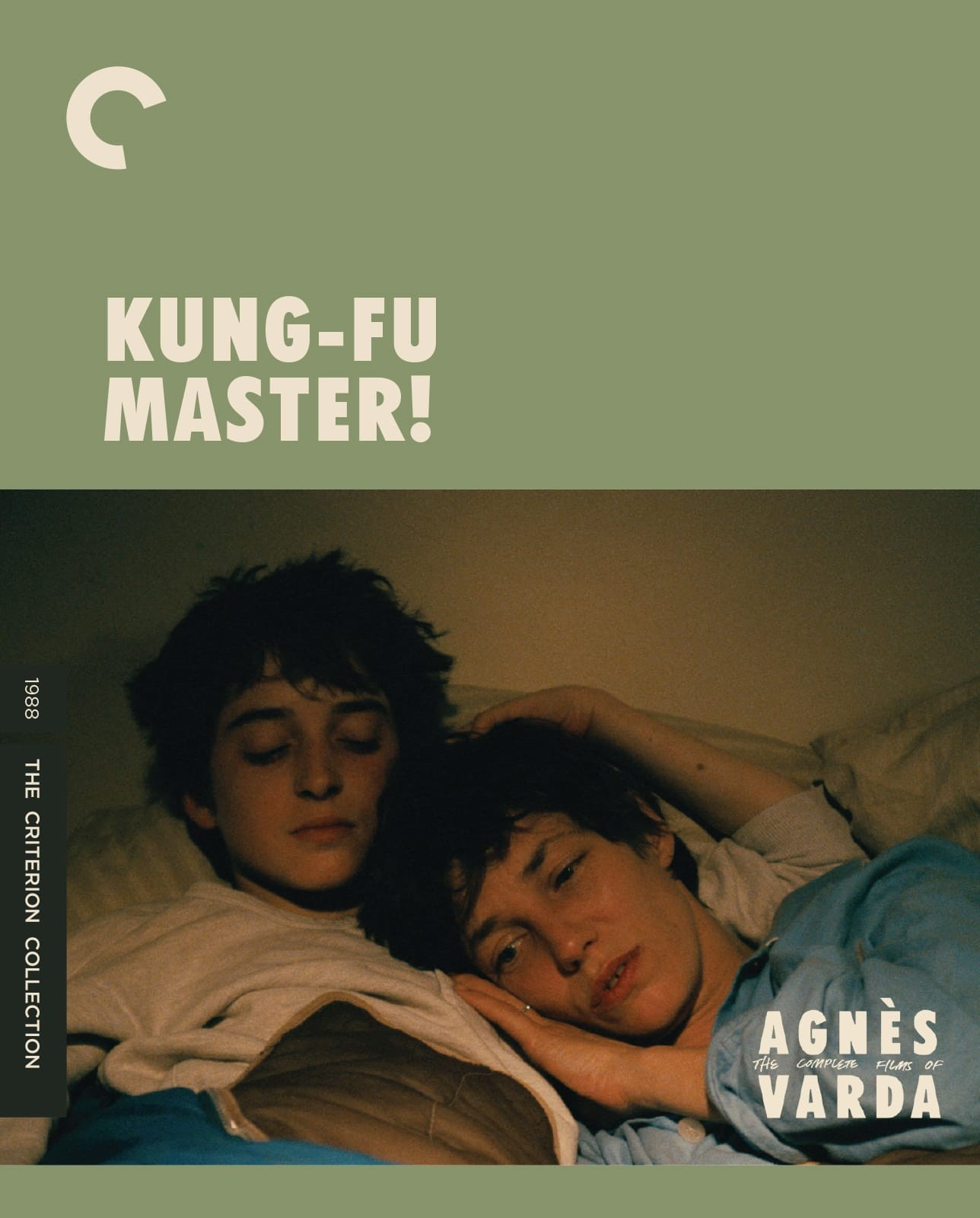 Kung-Fu Master! (1988) | The Criterion Collection