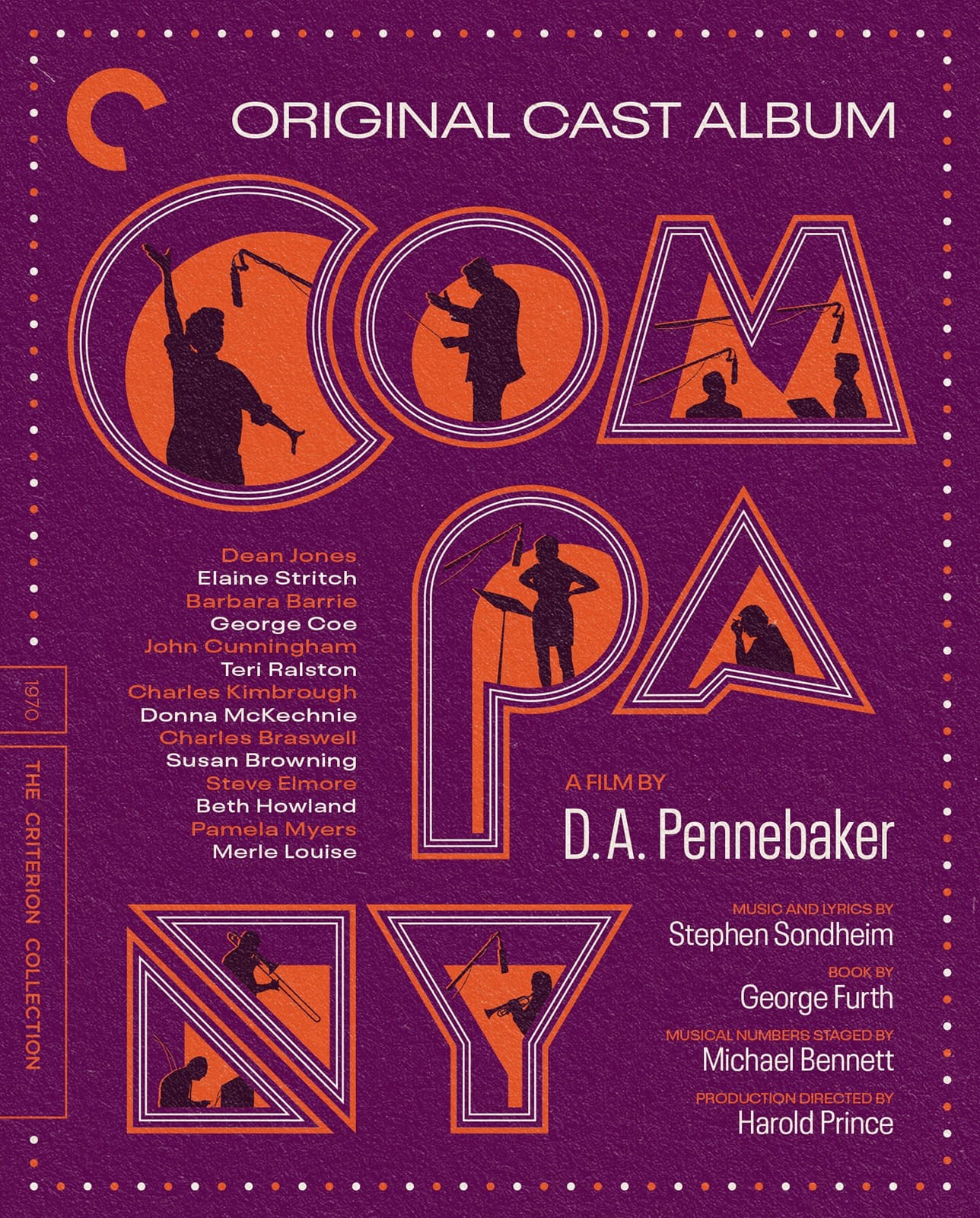 """Original Cast Album: """"Company"""""""