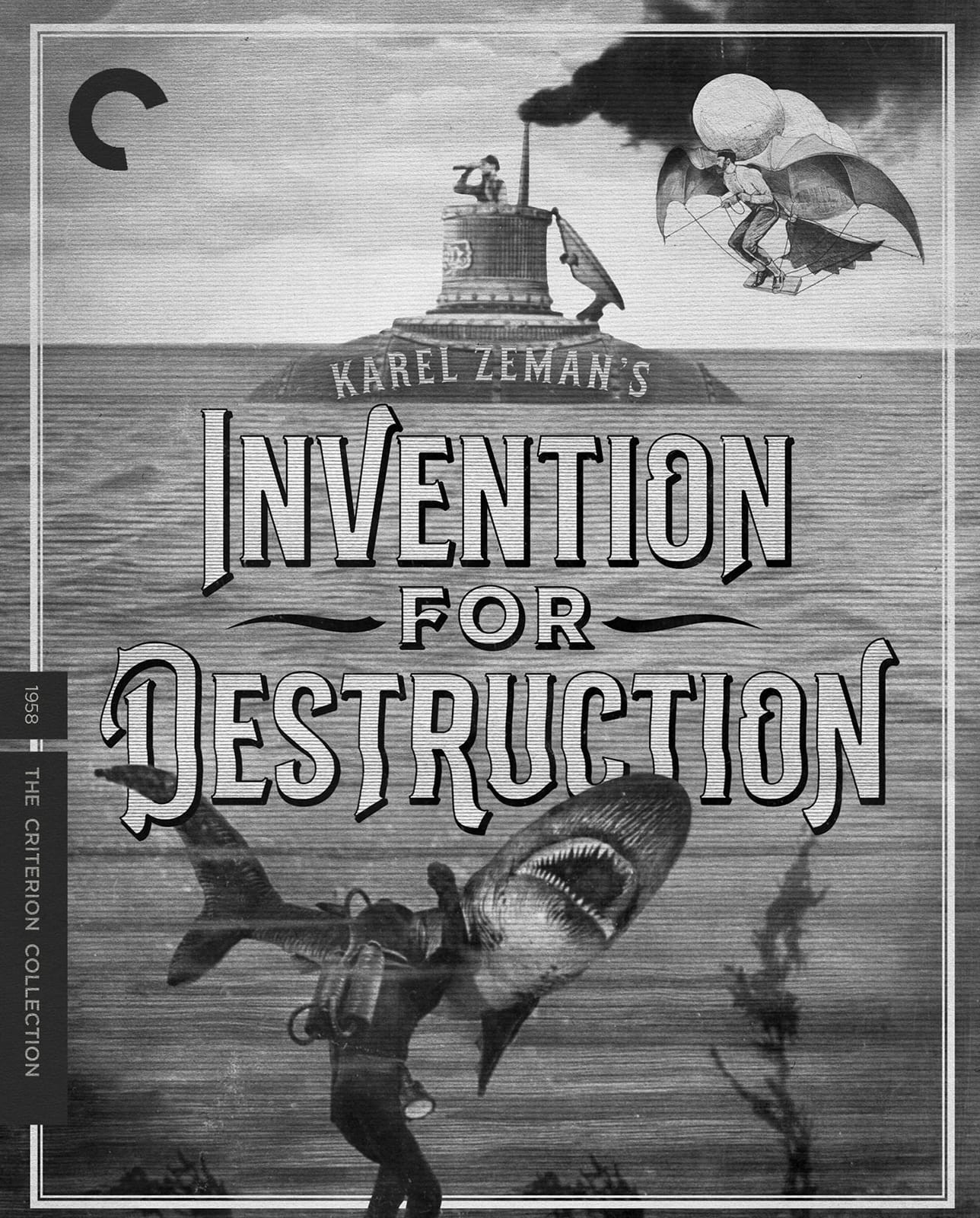 Invention for Destruction (1958) | The Criterion Collection