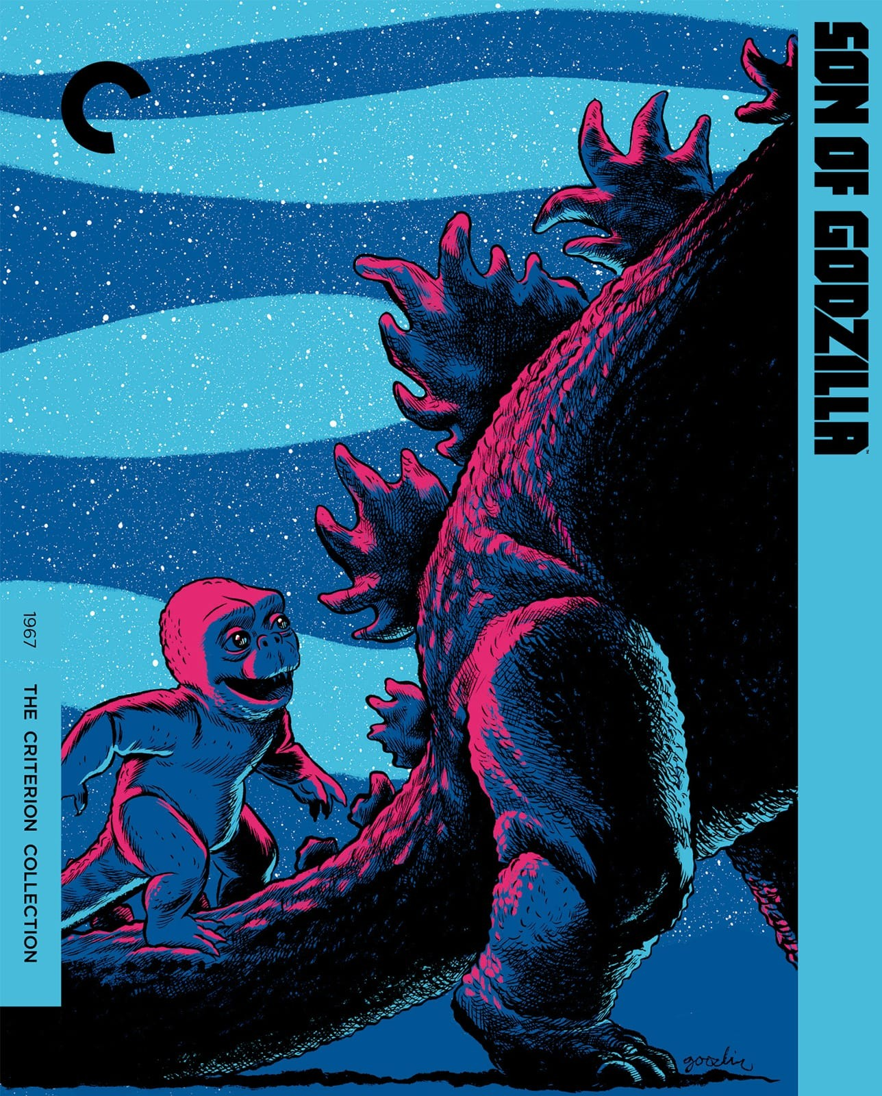 Son of Godzilla (1967) | The Criterion Collection