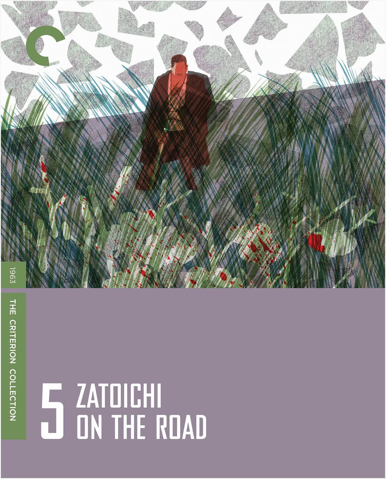 Zatoichi On The Road 1963 The Criterion Collection