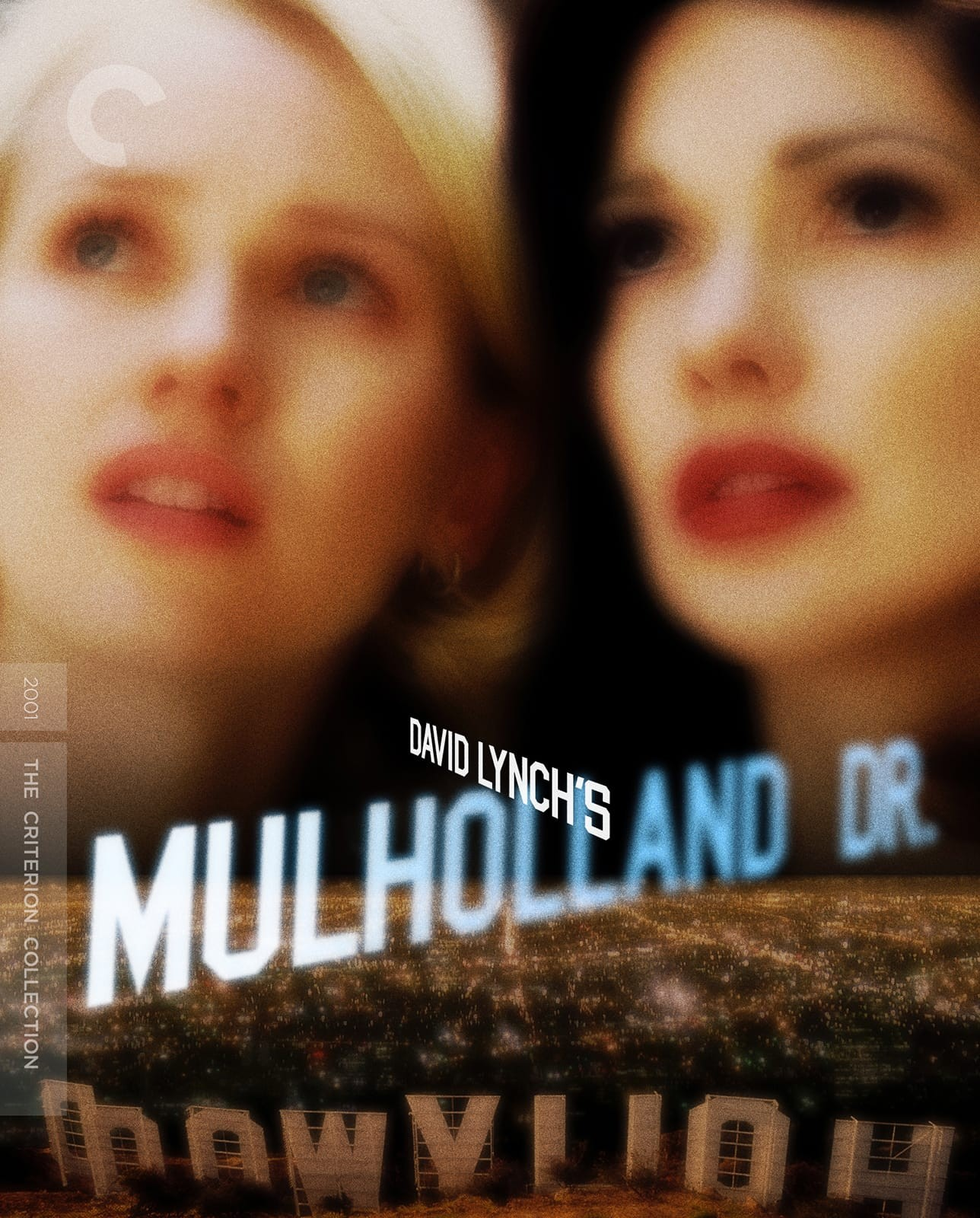 Image result for mulholland drive criterion poster